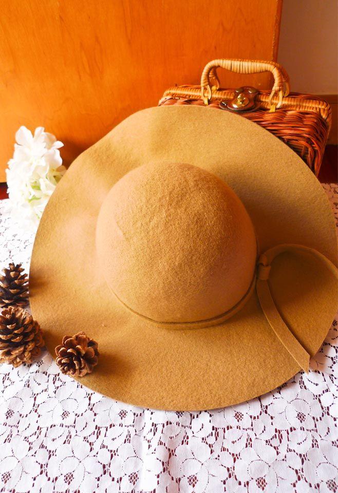 Sombrero Flexible Chicwish en Mezcla de Lana