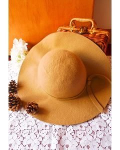 Sombrero Flexible Chicwish en Mezcla de Lana